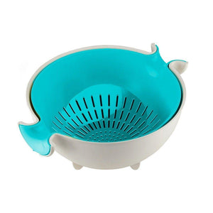 Multi Purpose Strainer/Bowl Kitchen Essential Home 1358 (Parcel Rate)
