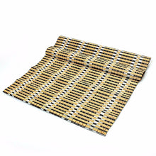 Load image into Gallery viewer, Assorted Colour Rattan Style Placemat For Multipurpose Use Home Kitchen 4287 (Parcel Rate)