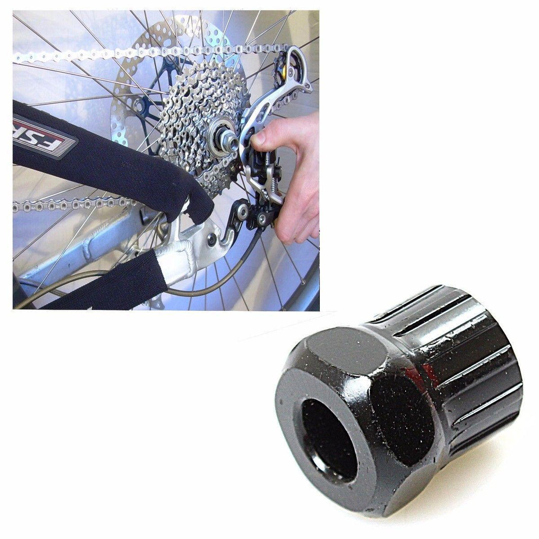 Multi Purpose Black Bike Bolt 1865 (Large Letter Rate)