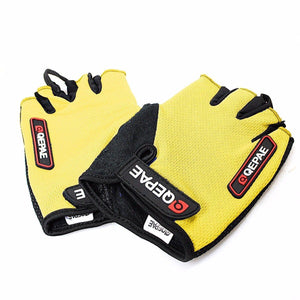 QEPAE Biker Gloves Assorted Colours 1872 (Large Letter Rate)