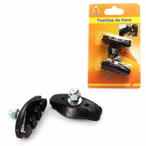 Biking Brake Pads For Bikers Pack of 2   1856 (Large Letter Rate)