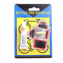 Load image into Gallery viewer, Bicycle Puncture Repair Kit Puncture Wheel Repair Assorted Kit 3470 (Large Letter Rate)