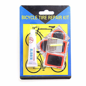 Bicycle Puncture Repair Kit Puncture Wheel Repair Assorted Kit 3470 (Large Letter Rate)