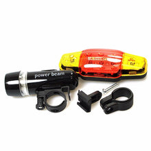 Load image into Gallery viewer, Bike Head Beam White Led Light For All Bikes 0526 (Parcel Rate)