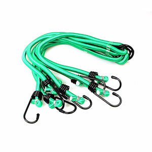 SPIDER STYLE BUNGEE 4 PK JUMP CORDS  2044 (Parcel Rate)