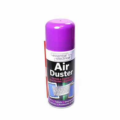 200ml Compressed Air Duster Electrical Cleaner Keypads Laptops Printers 5707 (Parcel Rate)