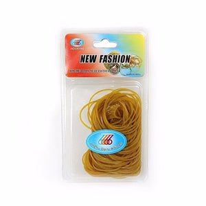 Strong Elastic Rubber Bands Assorted Size for Home School Office   0260 (Large Letter Rate)