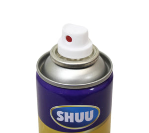 Shuu Shoe Cleaner 200ml Cleans and Protects Shoes Ideal for Leather, Suede, Nubuck and Fabric 5706 (Parcel Rate) 5706 (Parcel Rate)