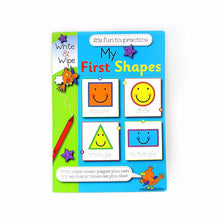 Load image into Gallery viewer, CHILDREN'S PRIMARY READ 'MY FIRST WORDS AND SHAPES'   4023 (Parcel Rate)