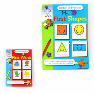 CHILDREN'S PRIMARY READ 'MY FIRST WORDS AND SHAPES'   4023 (Parcel Rate)