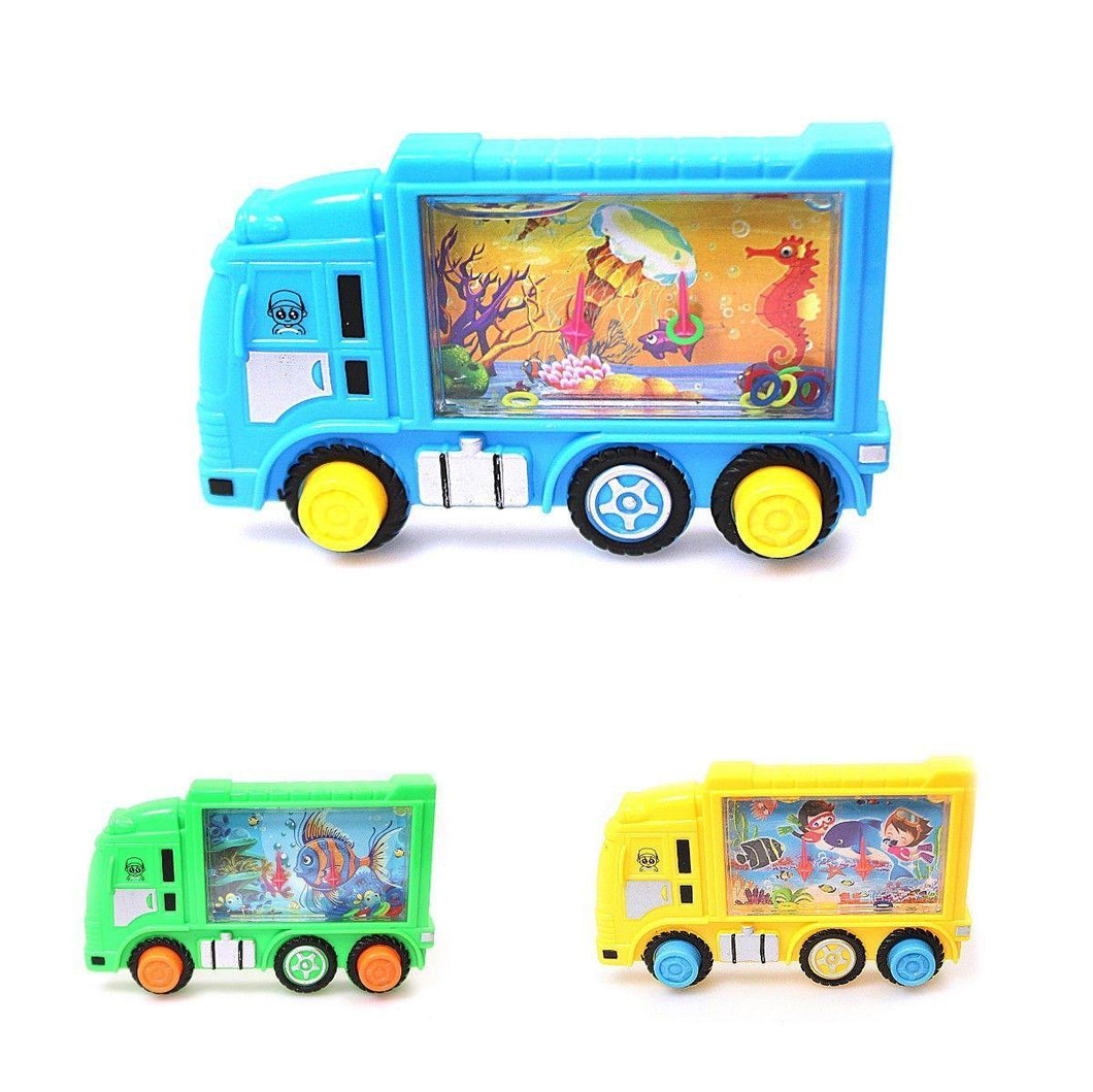 SEA WATER CHILDREN'S TOY CAR  4419 (Parcel Rate)