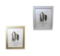 Gold/Silver Photo Picture Frame Fancy Wedding Party Gift Frame 8'' x 10'' 20 x 25cm 6228