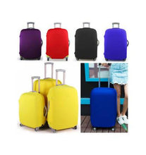 Load image into Gallery viewer, (M)Travel Suitcase Luggage Cover Protector Elastic Stretchy Cover Assorted Colours 58x37x24cm 6534 (Parcel Rate)