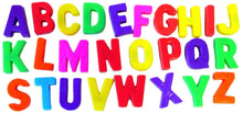 Load image into Gallery viewer, Strong Fridge Magnets Alphabet Letters With Symbols 8201/1989  (Large Letter Rate)