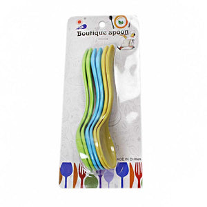 Baby Spoons Pack Of 6 4670 (Parcel Rate)