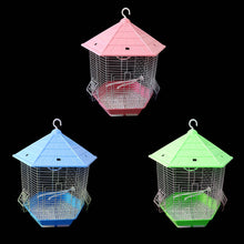 Load image into Gallery viewer, Small Bird Cages Budgie Finch Canary Indoor Bird Cage 26cm x 30cm 1006 (Parcel Rate)