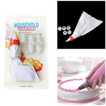 Load image into Gallery viewer, Household Stuff Cake Decorator Icing Bag With Nozzles 4664 (Large Letter Rate)