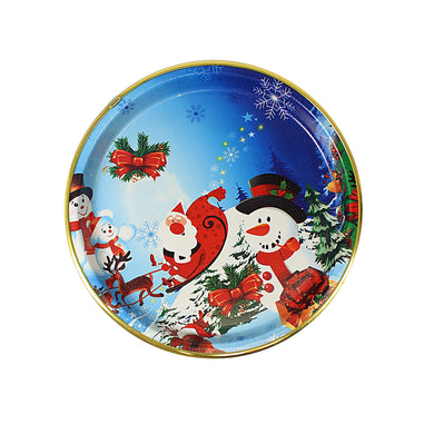 Christmas Decorative Plate Special Occasions 4784 (Parcel Rate)