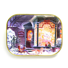 Load image into Gallery viewer, Designer Tray Rectangular Xmas Designs 8773 (Parcel Rate)
