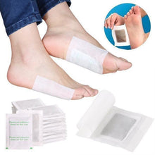 Load image into Gallery viewer, New Detox Cleanse KINOKI Foot Pads 10 Pads 4014 (Parcel Rate)