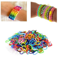 Colourful Bracelet Making Rubber Twist DIY Loom Bands 2050