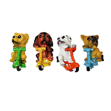1 Pack Dog Magnets Fridge Novelty Collectibles Cute Magnets  5069 (Large Letter Rate)