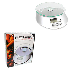 Modern Electronic Food Scale Kitchen Food Digital Scale 0104 (Parcel Rate)