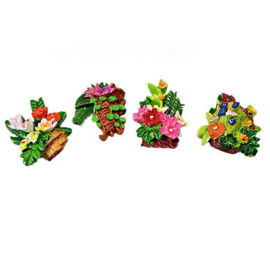 1 Pack Flowers Magnets Fridge Novelty Collectables Magnets 5070 (Large Letter Rate)