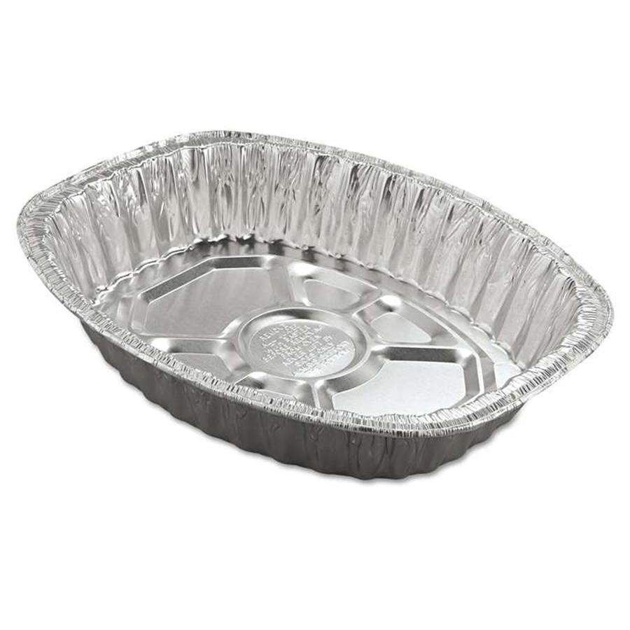 Foil Roasting Tray Oval ST1930 (Parcel Rate)