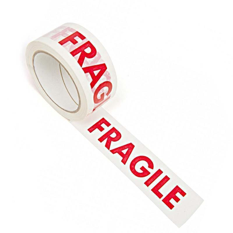 Fragile Parcel Packaging Tape Approx 60m 4121 (Parcel Rate)