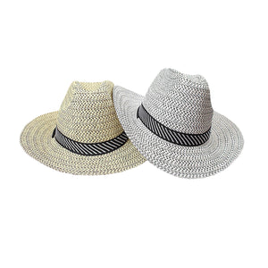 Unisex Summers New Straw Hats Mens Ladies Retro Hats 4314 (Parcel Rate)