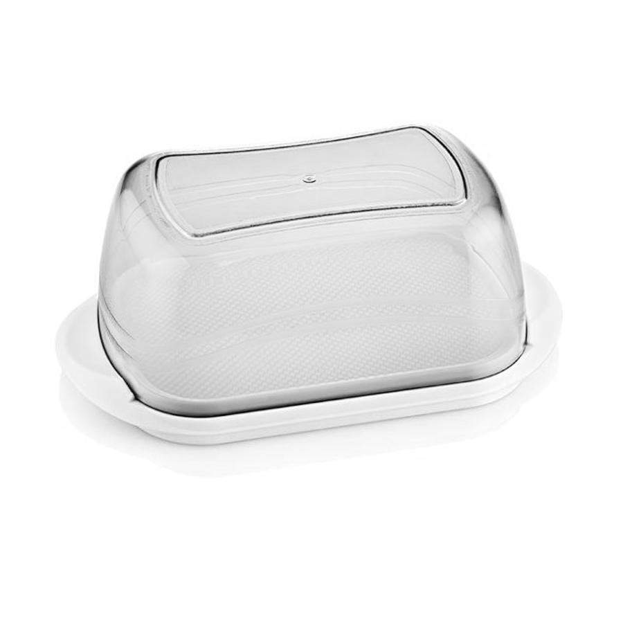 Hobby Pearl Butter Cheese Dish Storer 031229 (Parcel Rate)