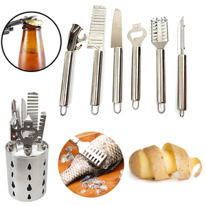 Cooking Prep Utensils Kitchenware Practical Convenient Prep Tool 4945 (Parcel Rate)