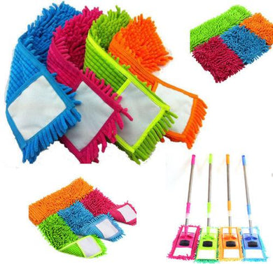 Microfiber Assorted Colour Cleaning Mop Cover 41cm x 13cm  4191 (Large Letter Rate)