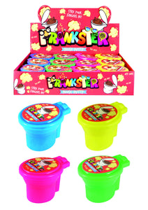 Prankster Jokes Kids Toilet Noise Putty 'Stick Your Fingers In' Assorted Colour Large N79089 (Parcel Rate)