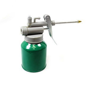 Metal Oil Spray Can Easily Attach Detach Handle 13cm 2006 (Parcel Rate)