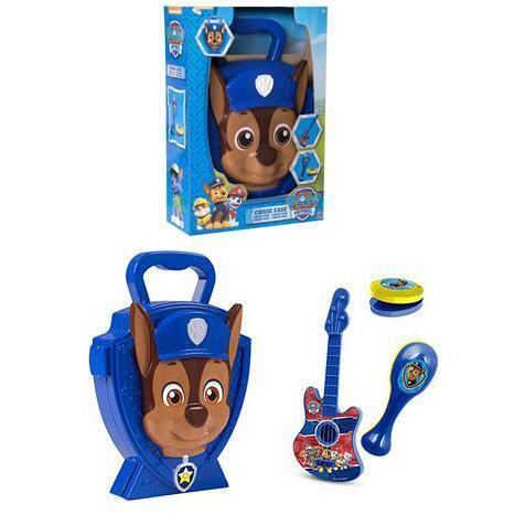 Boys Paw Patrol Chase Case Playset Accessories For 3+ Years 4315 (Parcel Rate)