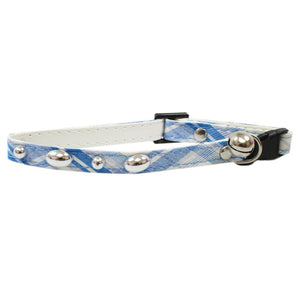 Pets Cats Dogs Assorted Colour Adjustable Collars With Bells 4991 (Large Letter Rate)