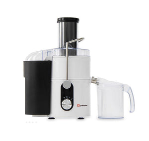 SQ Pro Powerful 800w Centrifugal Whole Fruit & Veg 700ml Jug 1.4L Pulp Collector White 9916 (Big Parcel Rate)