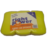 Right Power Jumbo Car Wash Household Cleaning Sponge 3 Pack RP4003 (Parcel Rate)