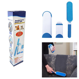 Reusable Pet Fur Remover With Self Cleaning Base Pets Must Have Fur Remover 4994 (Parcel Rate)