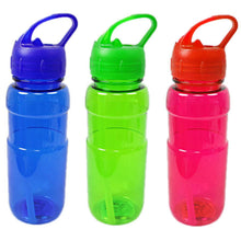 Load image into Gallery viewer, High Quality Sports Fitness Plastic Liquid Bottle 3 Colours 5059 (Parcel Rate)