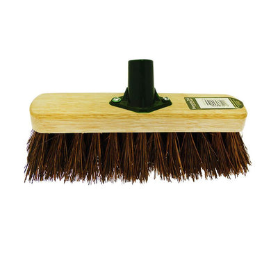 Outdoor Plain Stock Bassline Fill Brush Head 10 Inch C10BKN (Parcel Rate)
