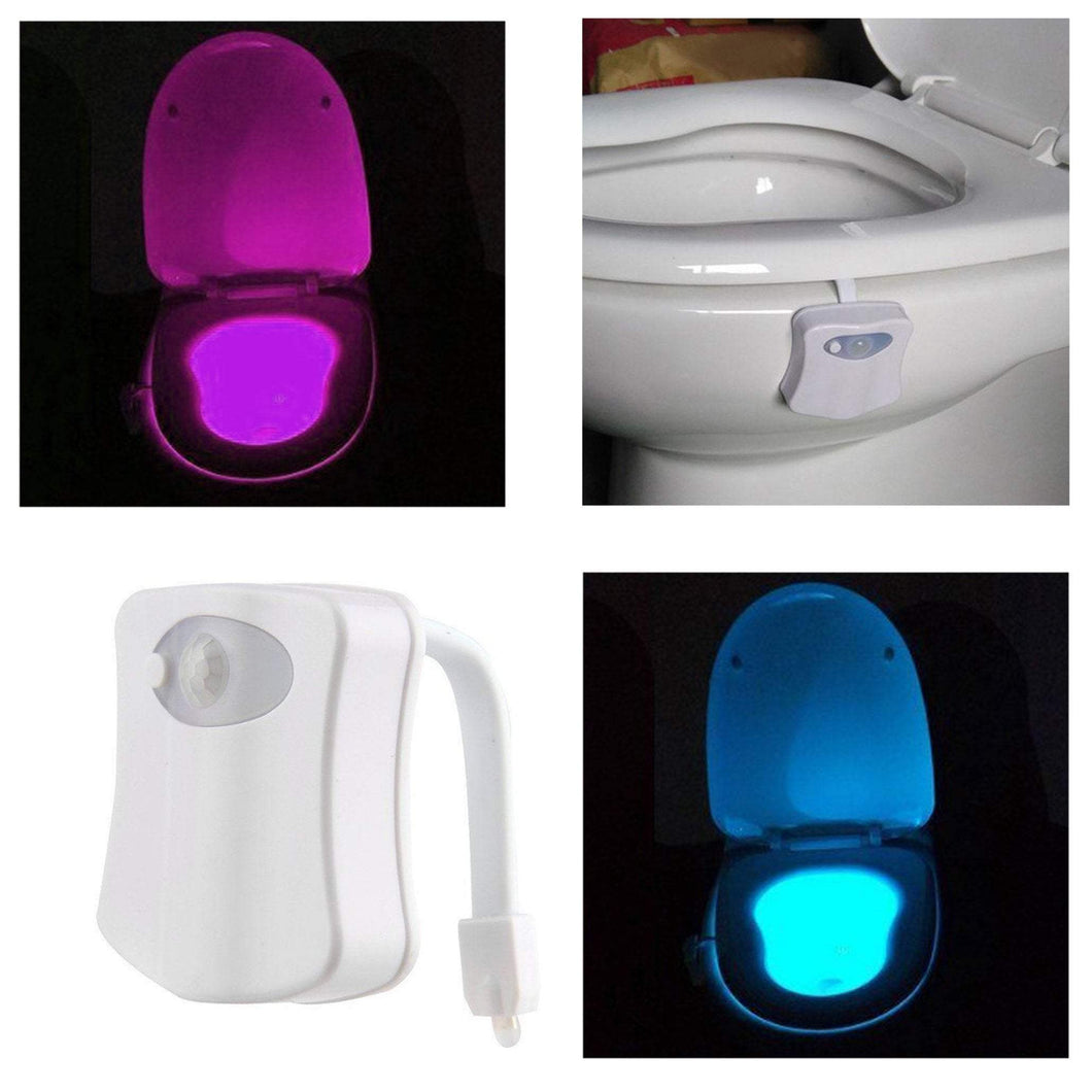 The Original Light Bowl Toilet 4463 (Parcel Rate)