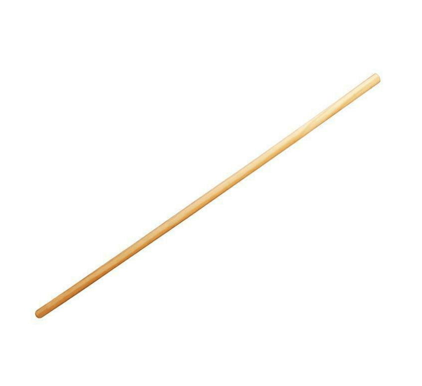 (120cm) Wood Stick For  Mop/brush  Multi Purpose Use 1 PC  W65 (Big Parcel )