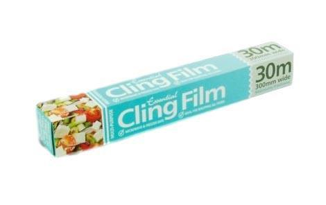 CR30 Essential Kitchen Multipurpose Cling Film 300mm x 30m/10 Feet HFR3030MPU (Parcel Rate)