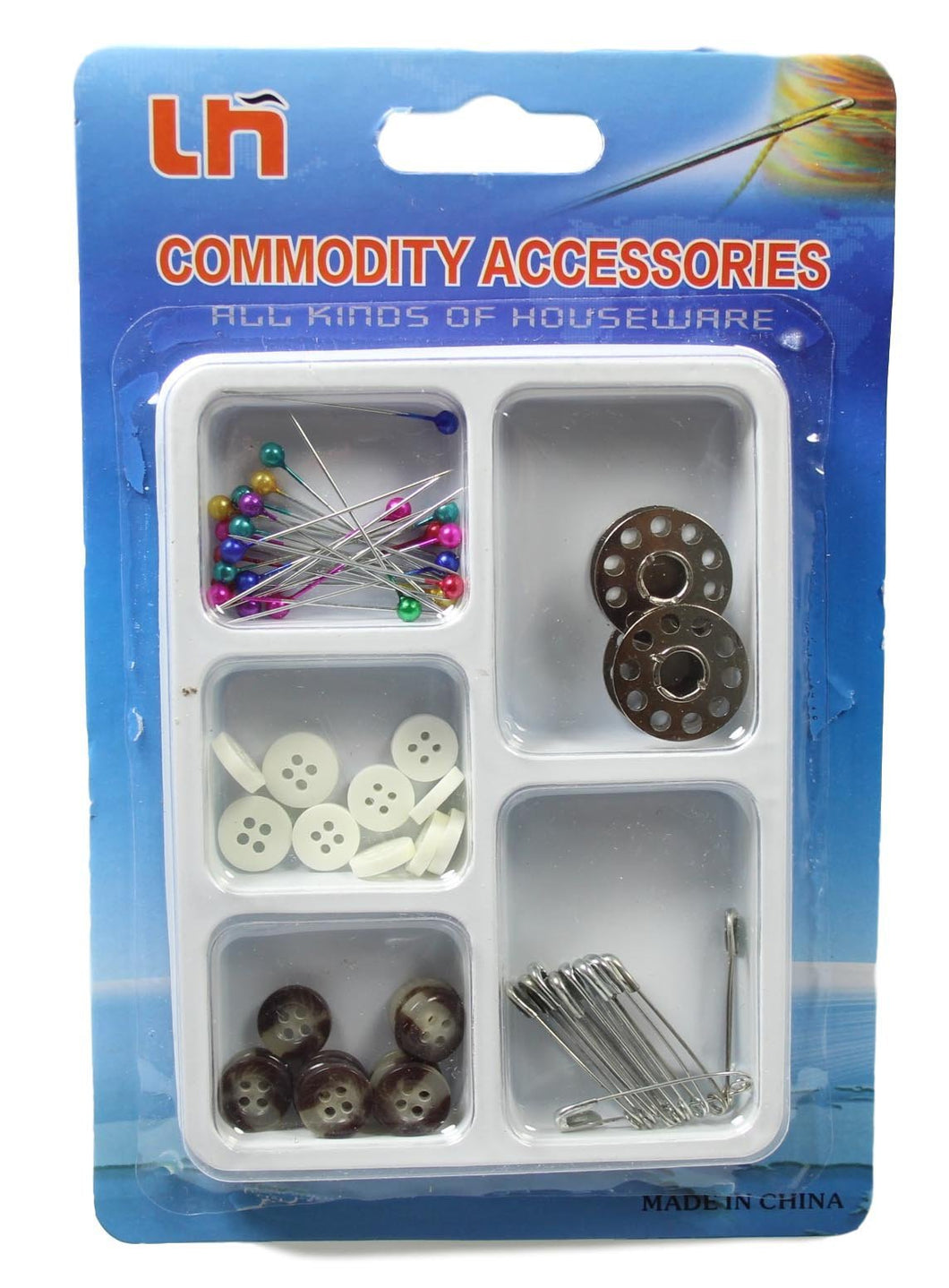 Stationary Sewing Kit Multipurpose Use Art And Crafts Kit 5242 (Parcel Rate)
