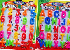 Strong Fridge Magnets Alphabet Letters With Symbols 8201/1989  (Large Letter Rate)