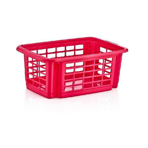 5.5 Litre Plastic Stacker Storage Kitchen Basket 5506 (Parcel Rate)