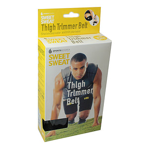 Sweet Sweat Thigh Trimmer Belt Protective Wear Gym Yoga Fitness 4400 (Parcel Rate)